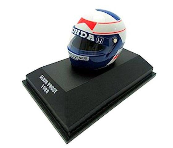 Helmet Helm a Prost 1986 Minichamps 517380601