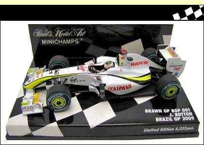HESKETH Formel 1 Racing Car Olympus Werbemodell Dinky Toys